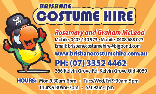 Brisbane Costume Hire